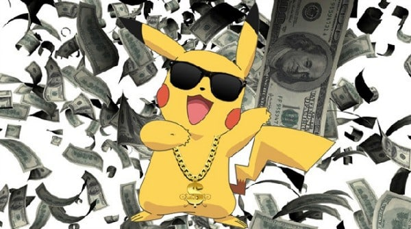 Pokemon explains fiat currency