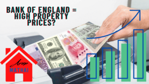 Currency Creation Pumping UK Property Prices